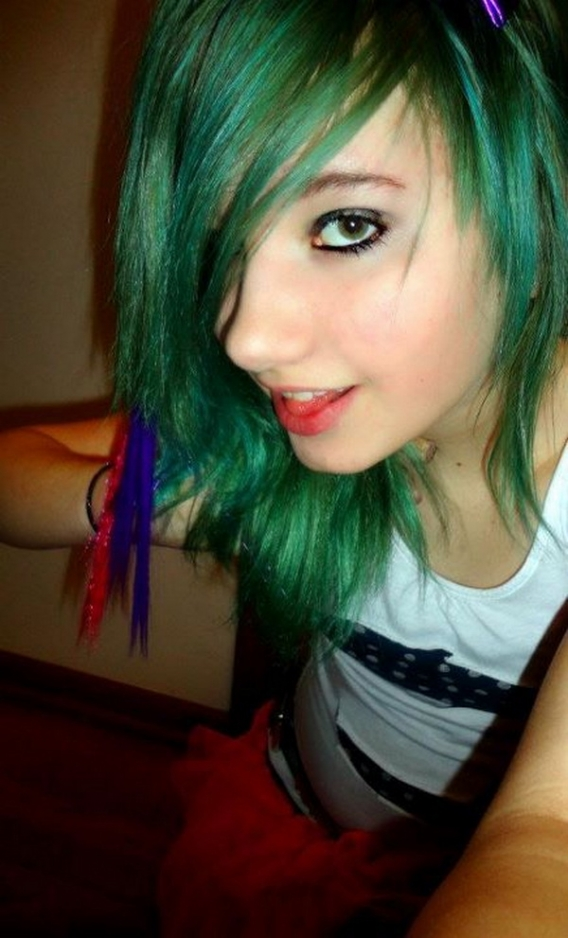 Cute Emo Haircuts Emo Hairstyles For Girls
