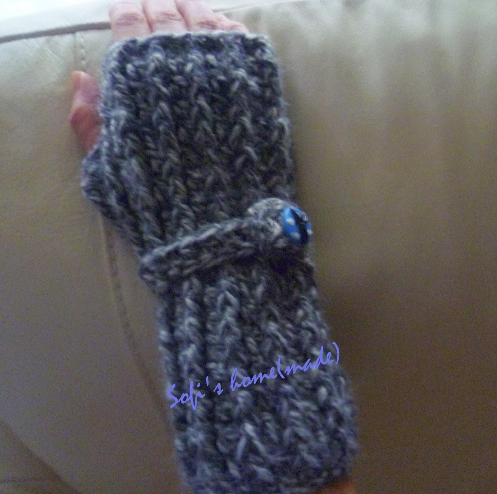 Sofi s home(made)!  Πλεκτά γάντια χωρίς δάχτυλα f4201a23d7e