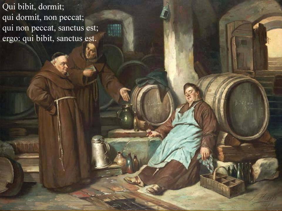 Drunk Monk