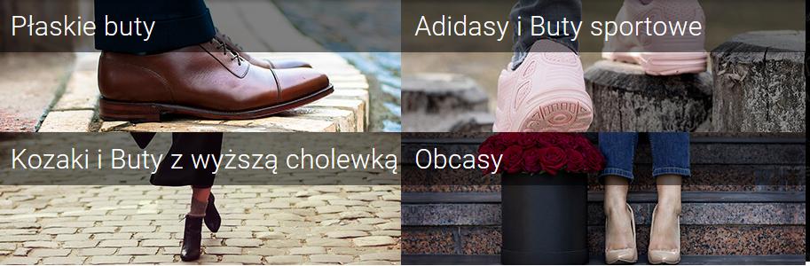 Modne i wygodne - buty od FOOTWAY