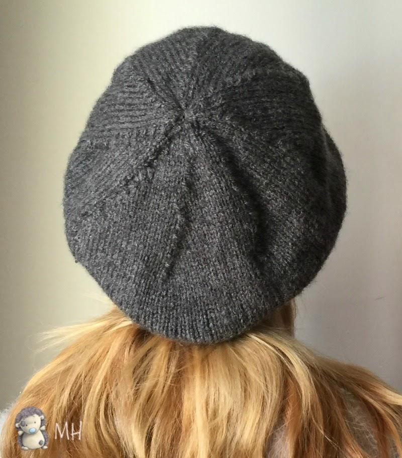 Bonito Sombrero De Patrón Que Hace Punto Patrón - Manta de Tejer ...