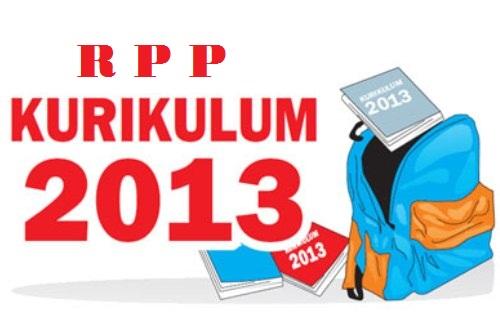 rpp tematik kurikulum 2013 sd untuk kelas 4 semester 1 kurikulum 2013