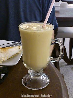 Lucca Cafés Especiais: Vanilla Coffe Shake