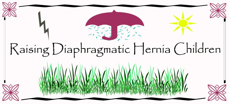 Raising Diaphragmatic Hernia Children.