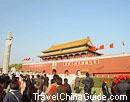 Beijing Tiananmen Tower