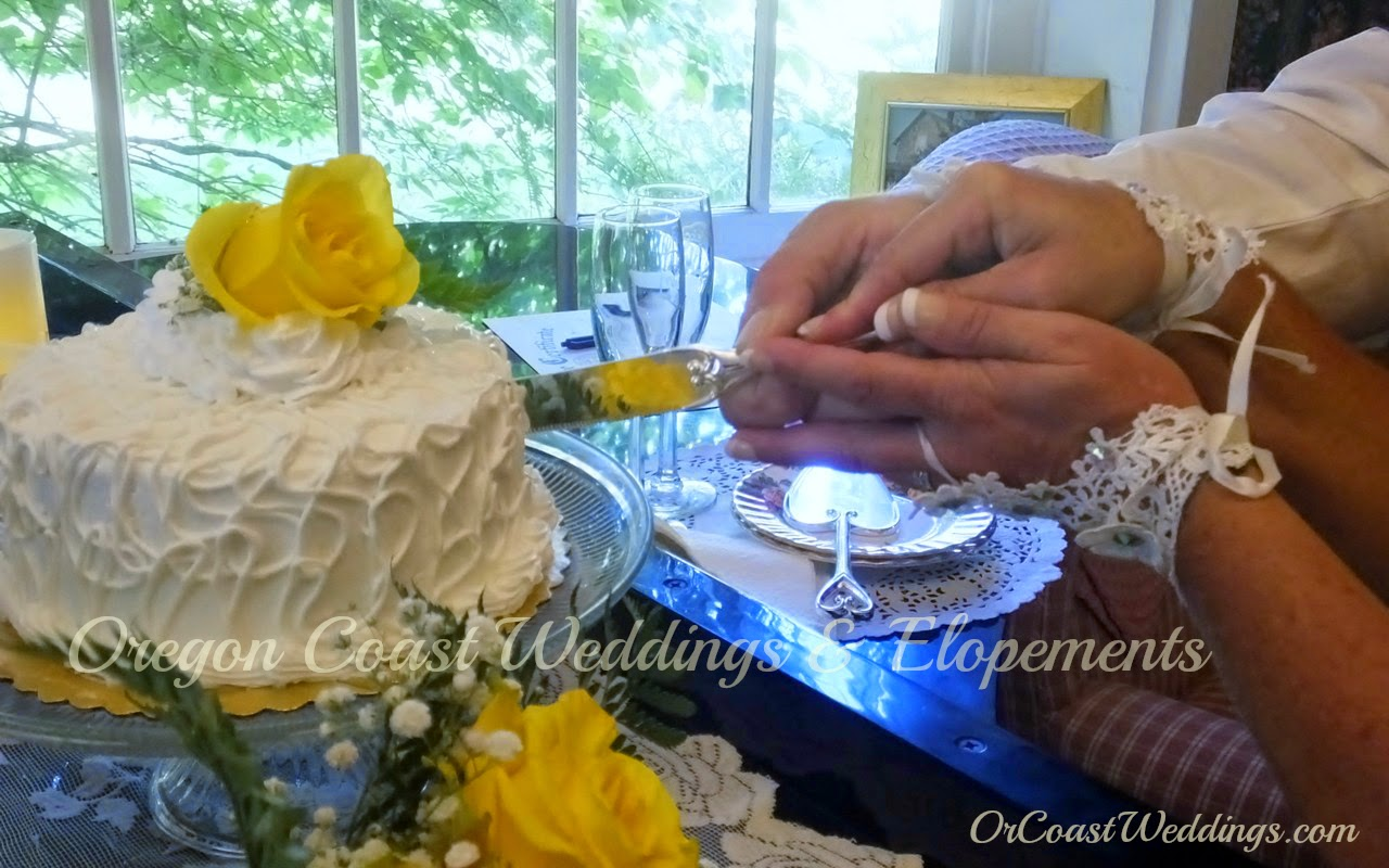 All inclusive wedding packages on the Oregon Coast