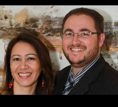 Bp Ademir Cortijo e Pra Claudia Cortijo