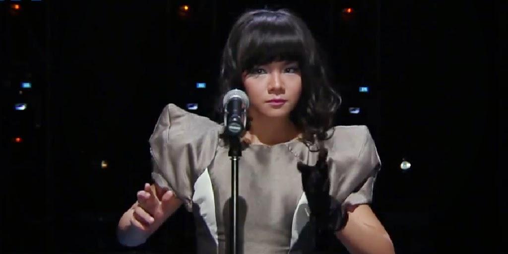 profil talita arsyta rising star indonesia