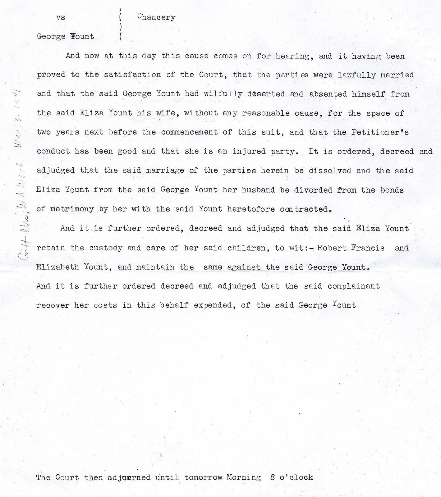 Essay on the runaway slave by elizabeth