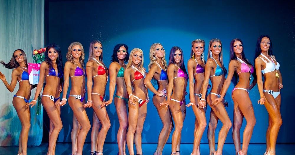 Labyrinth Miss Bikini Fitness 2012