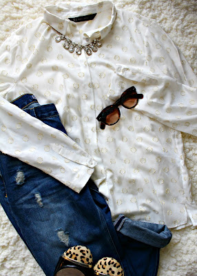 Zara Holiday Outfit