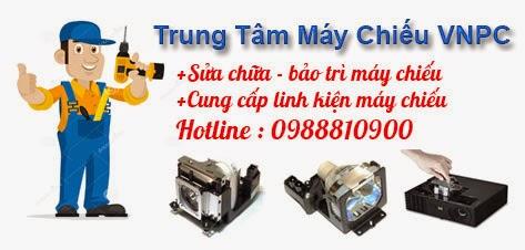 Dịch vụ sửa chữa - cung cấp linh kiện máy chiếu