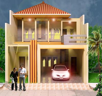 trend warna cat rumah minimalis modern 2014 - desain rumah