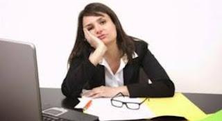 Tips Mengatasi Jenuh Dalam Bekerja