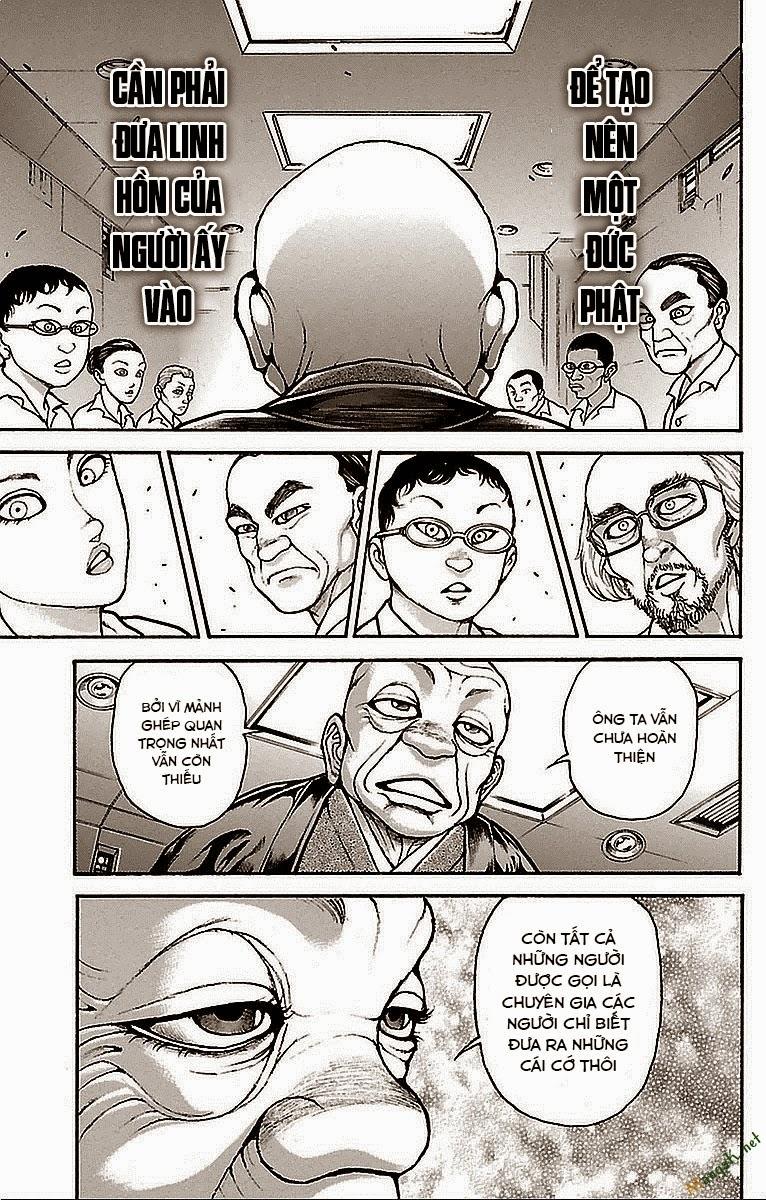 Baki Dou chap 11 Trang 21