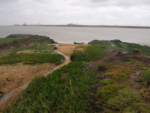 Dead Man S Island Queenborough