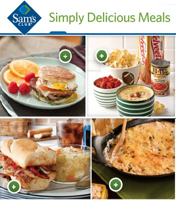 SamsClub.com/meals: Simple, delicious &amp; easy meal ideas from Sam's Club