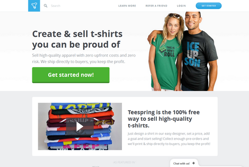 teespring blogolect