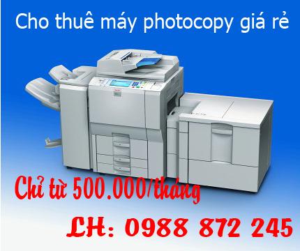 cho thue may photocopy gia re