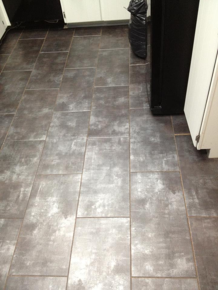 Our old abode more groutable vinyl tile for 12x24 vinyl floor tile
