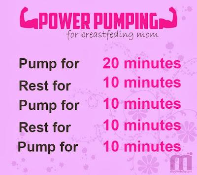 tips banyak susu ,bagaimana buat power pumping