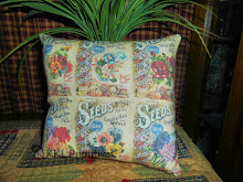 6 SEED PACKET PILLOW TUCK