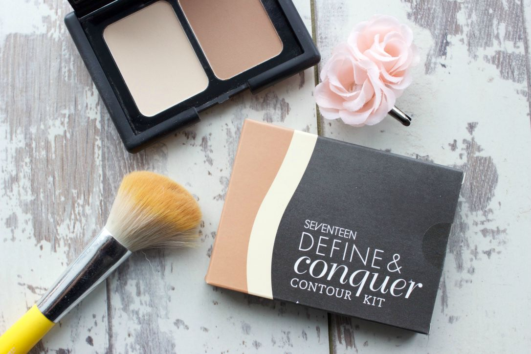 Seventeen Cosmetics Define & Conquer Contour Kit