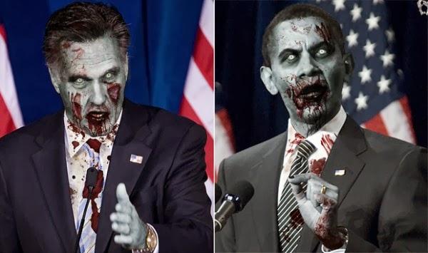Barack Obama Jadi Zombie di Resident Evil 6 (Foto)