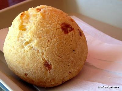 Pão de Queijo - Tifosi Caffè