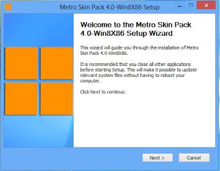 skin pack metro untuk windows 8
