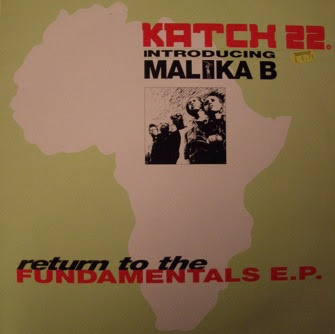 Katch 22 – Return To The Fundamentals EP (Vinyl) (1992) (192 kbps)