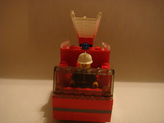 Lego Creation - Vintage Fire Truck