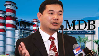 Usul tergempar bincang penjualan IPP milik 1MDB