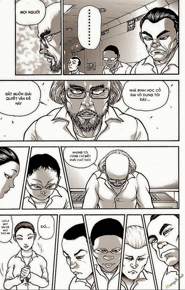 Baki Dou chap 11 Trang 19
