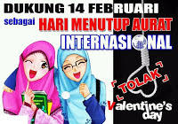 DP Gambar Keren Tolak Valentine Day 2016 Say No to Happy Valentines Day 2016