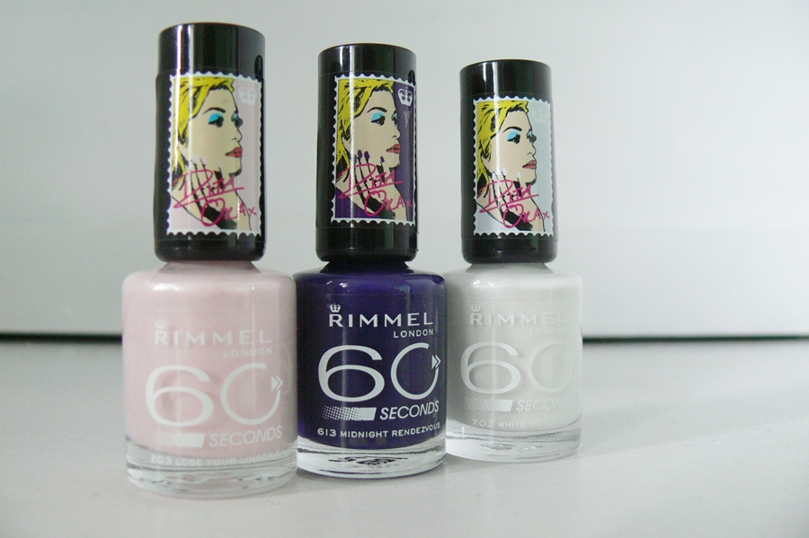 Rimmel 60seconds by Rita Ora