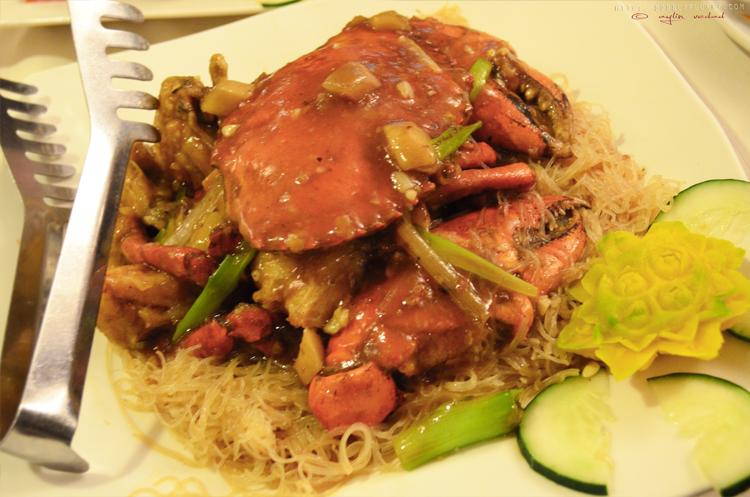 Crab Sotanghon