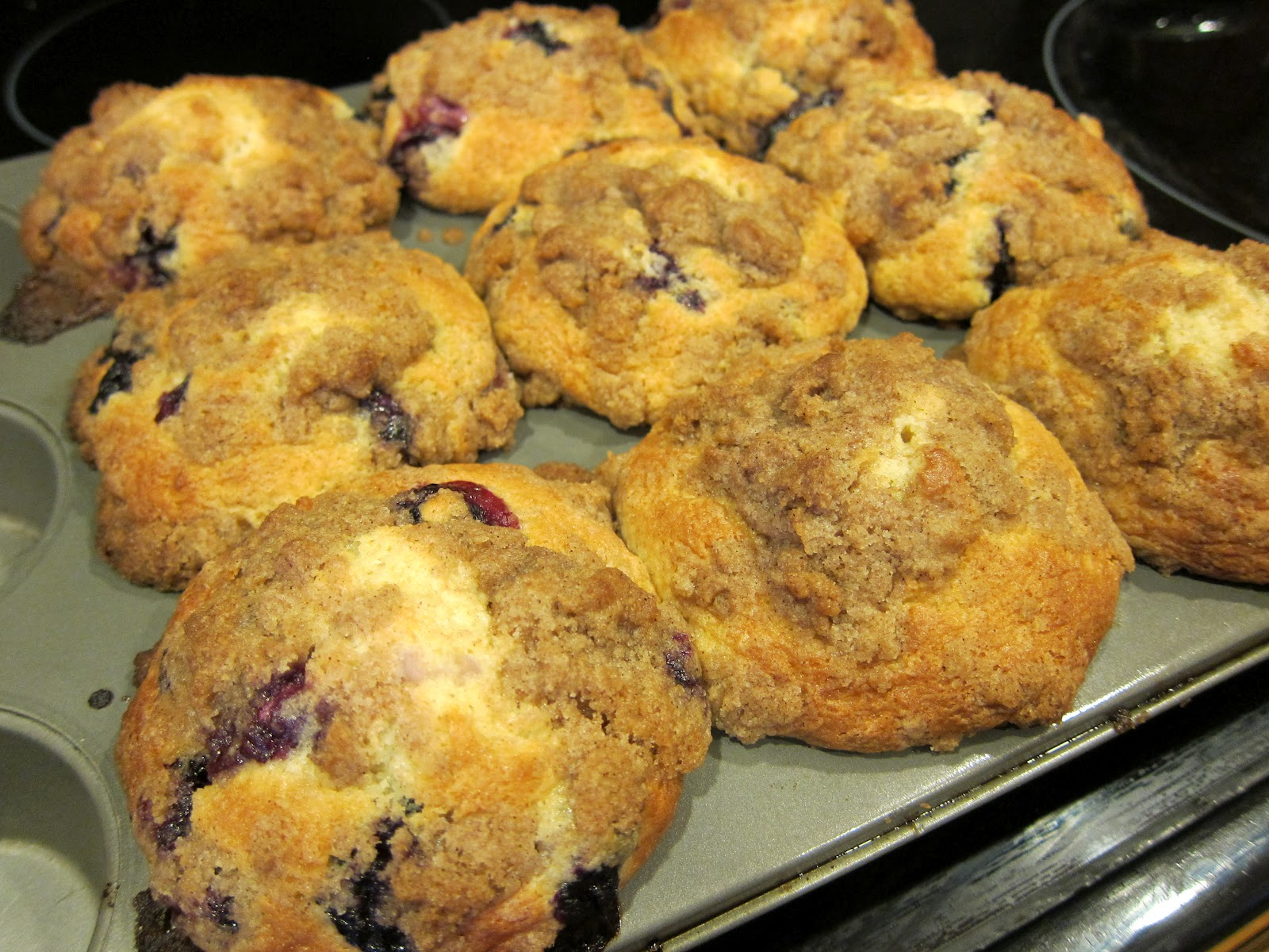 To Die For Blueberry Muffins Recipe — Dishmaps