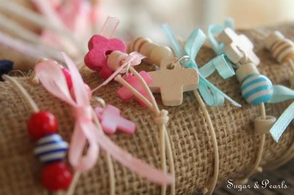 Μαρτυρικά βραχιόλια-by Sugar & Pearls