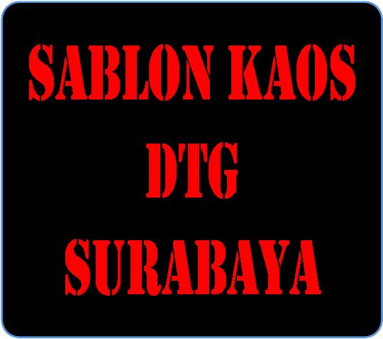 Sablon Kaos DTG Surabaya