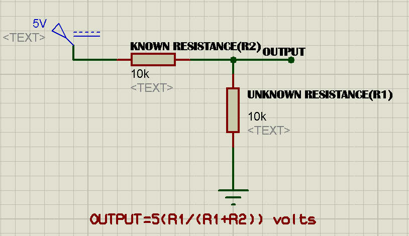 Enjoyable Ohm Meter Using Atmega 32 Electronics Wiring 101 Cajosaxxcnl