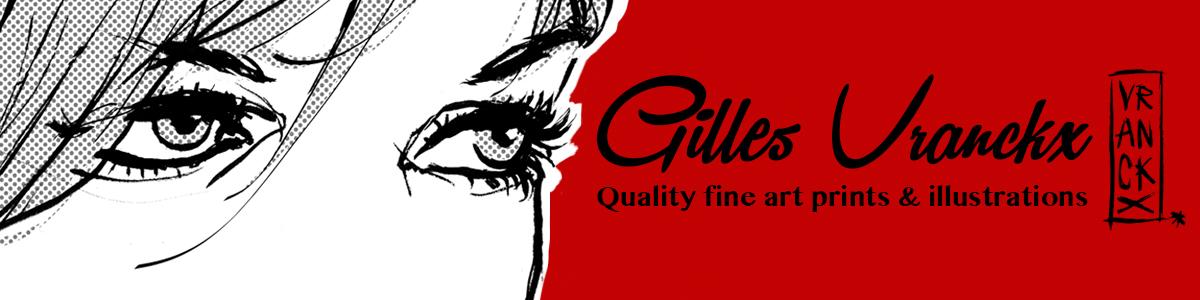 Gilles Vranckx Etsy shop