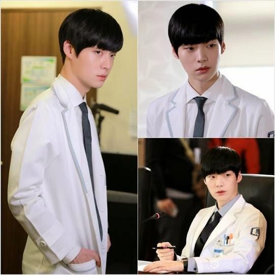 Ahn Jae-hyun sebagai Park Ji-sang