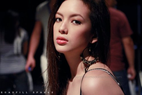 Another Roadfill Sparks Photos of Ellen Adarna