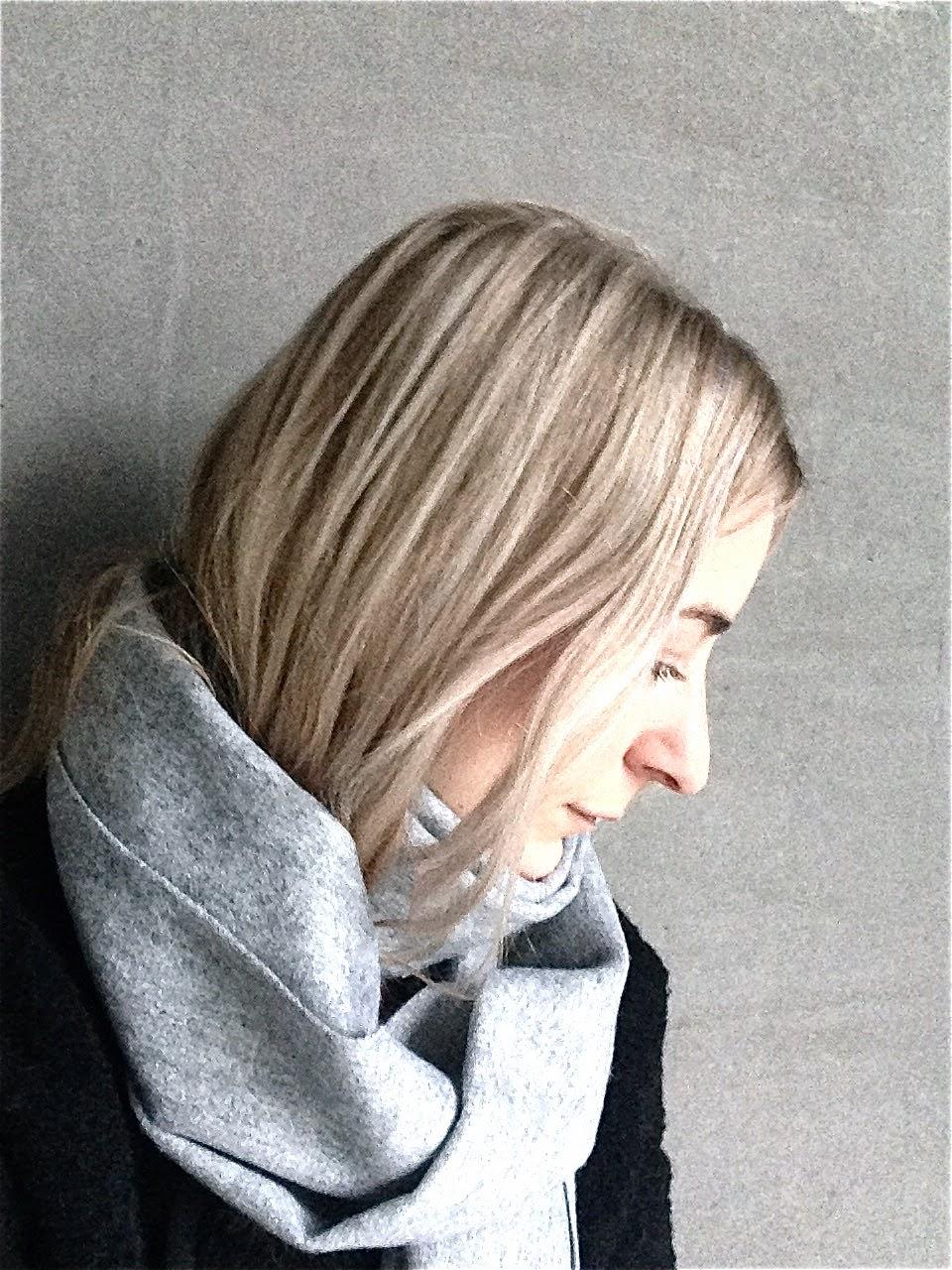 Woll Scarf, Premium Quality H&M, Libertine-Libertine, Wool Coat