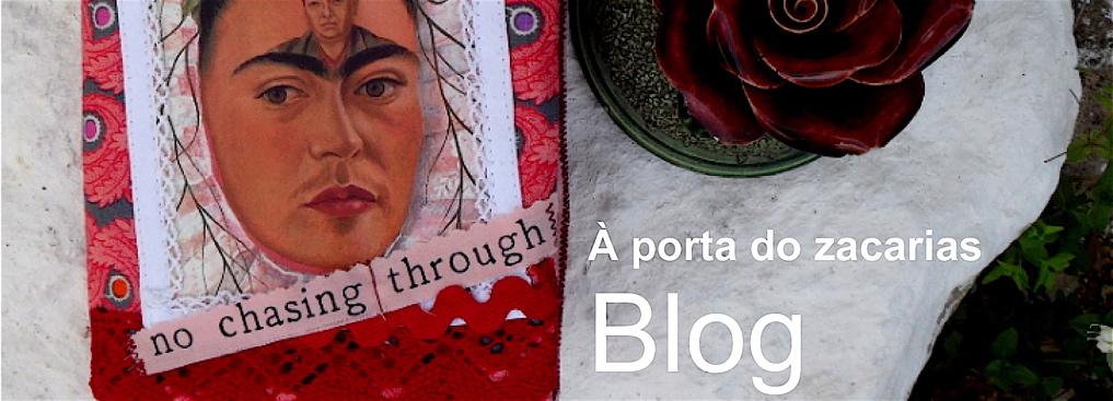 à porta do zacarias  blog