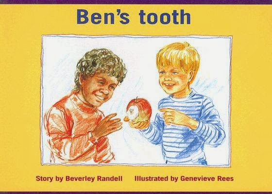 bookcover of Ben's Tooth  (New PM Story Books)  by  Beverley Randell