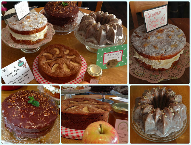 Bolton Clandestine Cake Club - Gathering at Thyme
