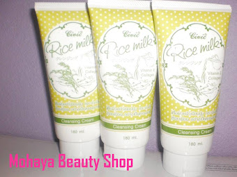 CLEANSING CREAM SUSU BERAS