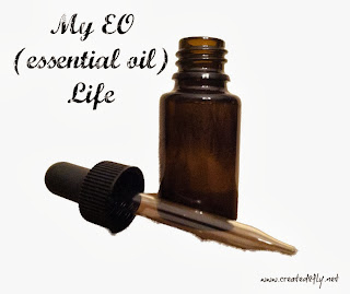 www.created2fly.net: My EO (essential oil) Life - How I got started in essential oils. How about you?